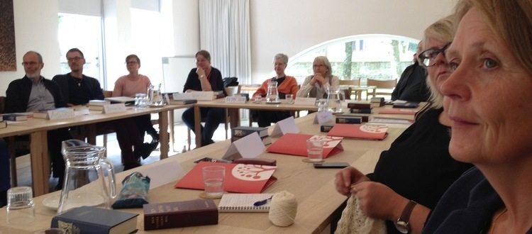 Konference i gerontopædagogik, Løgumkloster 2016.