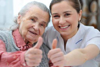 Overskud og glæde i ældreomsorgen